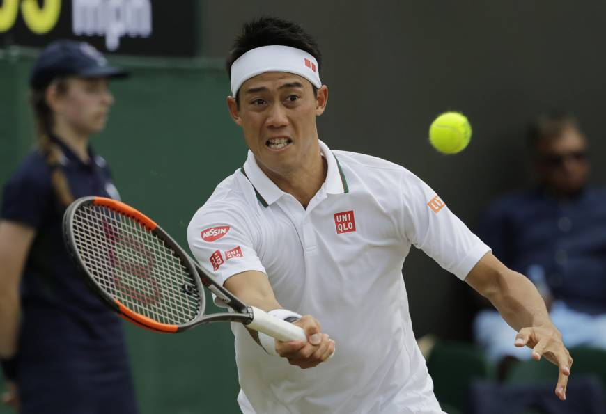 New first for Kei Nishikori, but clock ticking on bid for major title