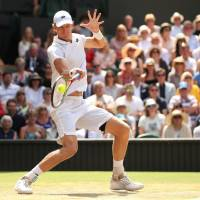 Kevin Anderson prevails in marathon semifinal over John Isner at Wimbledon