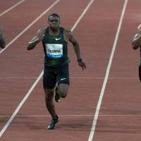 Chris Coleman wins 100 meters at Diamond League meet in return from injury