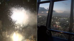 [VIDEO] Sumida River Fireworks Festival 2018 viewed from Tokyo Skytree