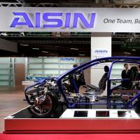 Aisin Seiki Co. and other Japanese car parts suppliers are bracing for the possibility of a rise in U.S. auto import tariffs. | REUTERS
