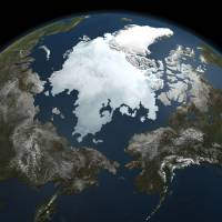 Melting ice in Arctic Ocean opening up new faster, cheaper energy trade route