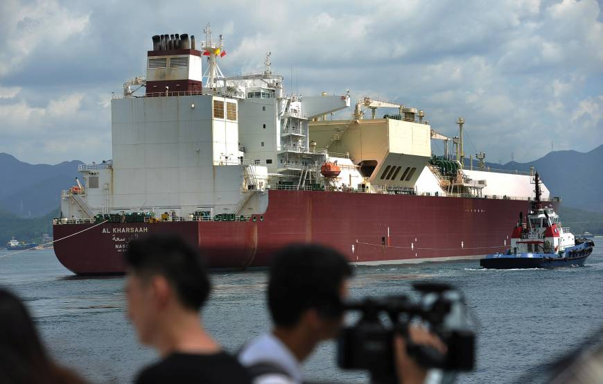 Breathing easy in Beijing may get pricier as Xi targets U.S. LNG amid trade row