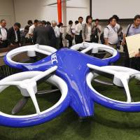 Japanese government joins with private companies to develop flying cars
