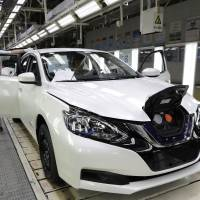Nissan launches China-focused electric car as competition in segment heats up