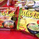 Instant noodle firm Nissin Foods Holdings Co. has released two types of packaged noodles in Myanmar.