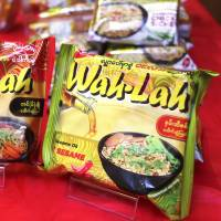 Instant noodle giant Nissin Foods launches products in Myanmar