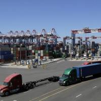 Ports across U.S. fear Trump's tariffs could reduce ship traffic and jobs