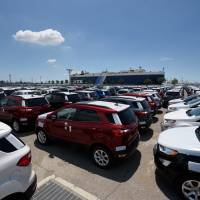 Exports of used electric and hybrid vehicles surging