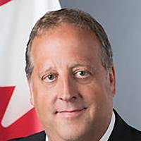 This undated and unlocated image available on the Canadian Embassy in Saudi Arabia website on Monday shows the Canadian Ambassador Denis Horak official portrait. Saudi Arabia said Monday it was expelling the Canadian ambassador and recalling its envoy while freezing all new trade, in retaliation for Ottawa's vigorous calls for the release of jailed activists. The kingdom gave envoy Dennis Horak 24 hours to leave the country, in an abrupt break in relations over what it slammed as 'interference' in its internal affairs. | CANADIAN EMBASSY IN SAUDI ARABIA / VIA AFP-JIJI