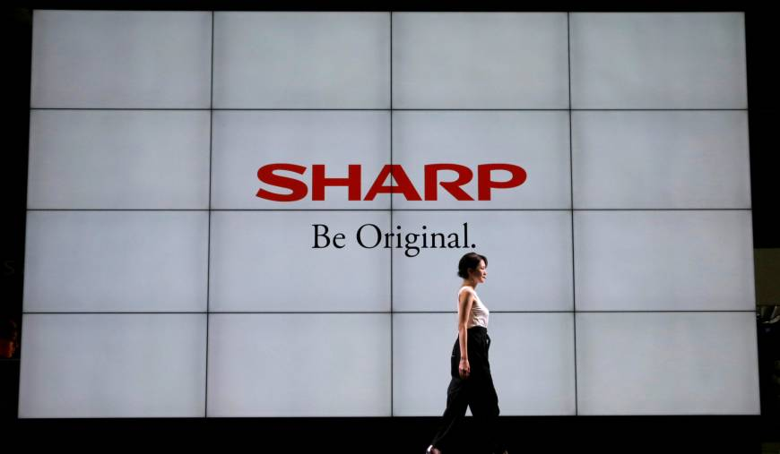 Sharp's net profit rises 32% as cost-cutting efforts pay off