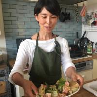 Bon appetit: Professional housekeeper Shima Tassin believes modern-day France and the Japan of the past have a lot in common when it comes to eating meals. | COURTESY OF SHIMA TASSIN / VIA KYODO