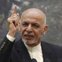 Afghan president declines resignations of top security officials