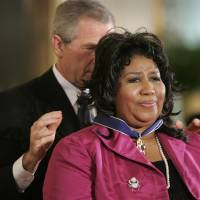 Aretha Franklin came to Washington to sing — and for history