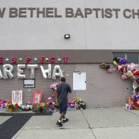 Detroit saying farewell in royal fashion to Queen of Soul Aretha Franklin