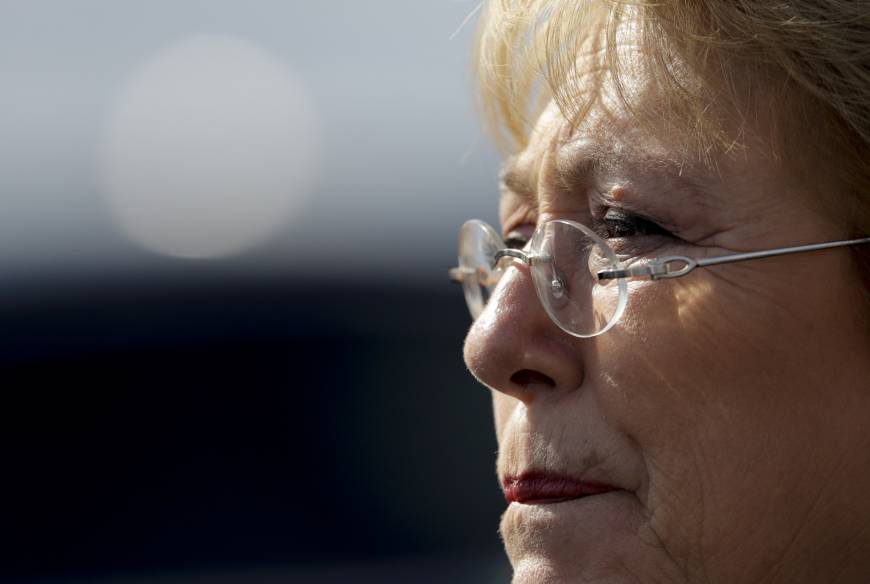 U.N. approves Chile's Michelle Bachelet as new human rights chief