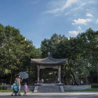 Beijing residents have been breathing some of the cleanest air in a decade as they begin to reap the benefits of China's anti-smog push. | BLOOMBERG
