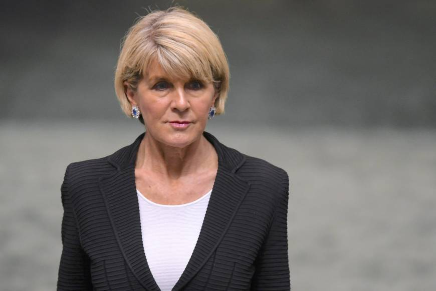 Australian Foreign Minister Julie Bishop, rare female voice in government, resigns from Cabinet