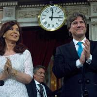 Argentine ex-Vice President Amado Boudou convicted for corruption under former President Cristina Kirchner