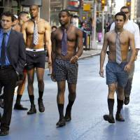 Men who want to become dads advised to wear boxers instead of tight-fitting briefs