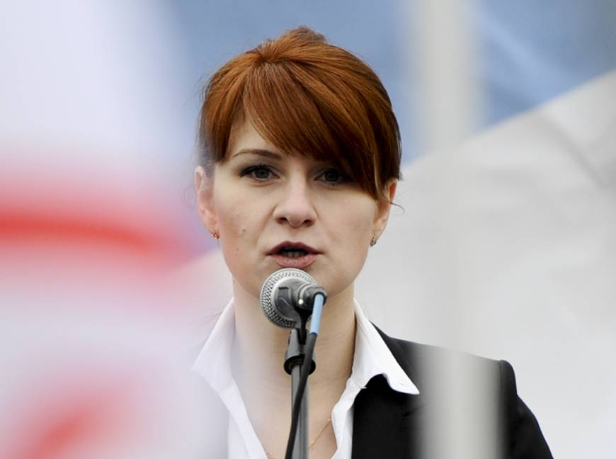 Third-party motion to have alleged Russian agent Maria Butina's charges dropped rejected