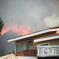 California wildfires threaten homes; governor declares state of emergency