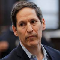 Ex-CDC Director Thomas Frieden accused of groping woman's buttocks