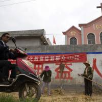 Christian heartland of Henan offers window into fight for China's soul