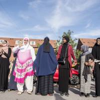 First woman fined in Denmark for wearing niqab