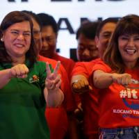 As Duterte support begins to flag, Philippine leader's daughter reaches out to a Marcos