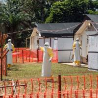 Ebola outbreak in Congo is believed to have killed 33