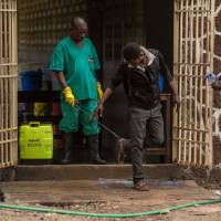 Experimental Ebola vaccinations to begin Wednesday in eastern Congo