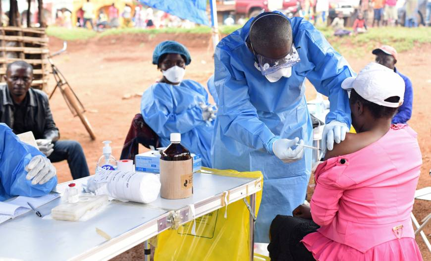 War and Ebola: Eastern Congo faces down deadly twin nightmare