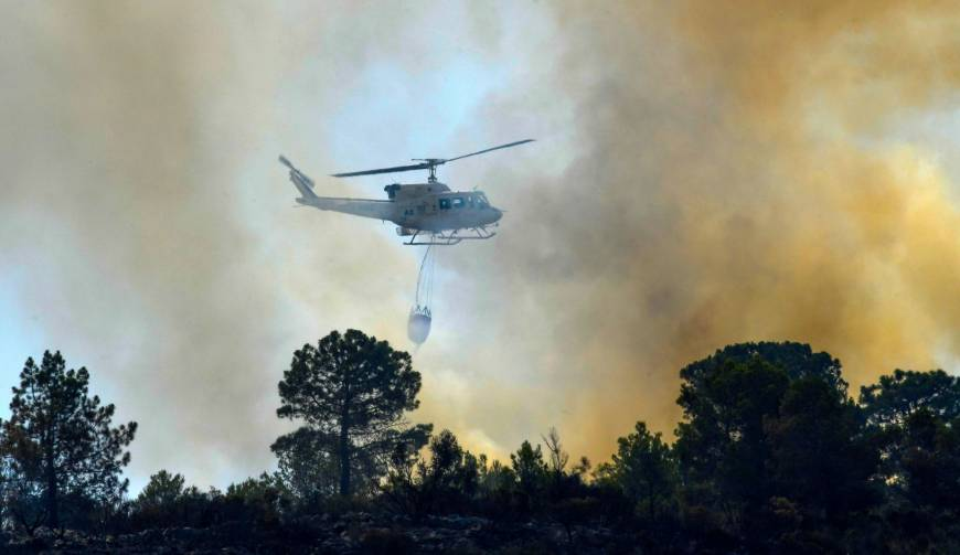 New normal: Dry and on fire from Mediterranean to Arctic, Europe battles deadly heat
