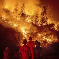 Science of U.S. West: 'The warmer it is, the more fire we see'