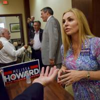 Florida's famed  weirdness creeping into political races