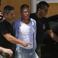 Cyprus extradites Egyptian hijacker after he drops legal fight