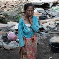 Death toll in Indonesian earthquakes reaches 555