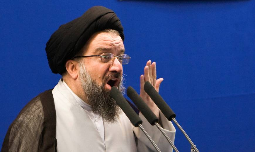Iran cleric says Israel and U.S. will be targeted if Washington attacks