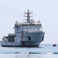 Italy threatens to return migrants to Libya in new standoff as rescue ship drifts in limbo