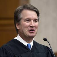 Brett Kavanaugh's ties to disgraced mentor loom over Supreme Court confirmation