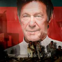 How a powerful app helped Imran Khan win Pakistan's general election