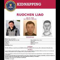 Chinese national kidnapped in California in July, held for $2 million ransom: FBI