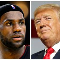 LeBron James praised by Ohio school district after Trump tweet trashing
