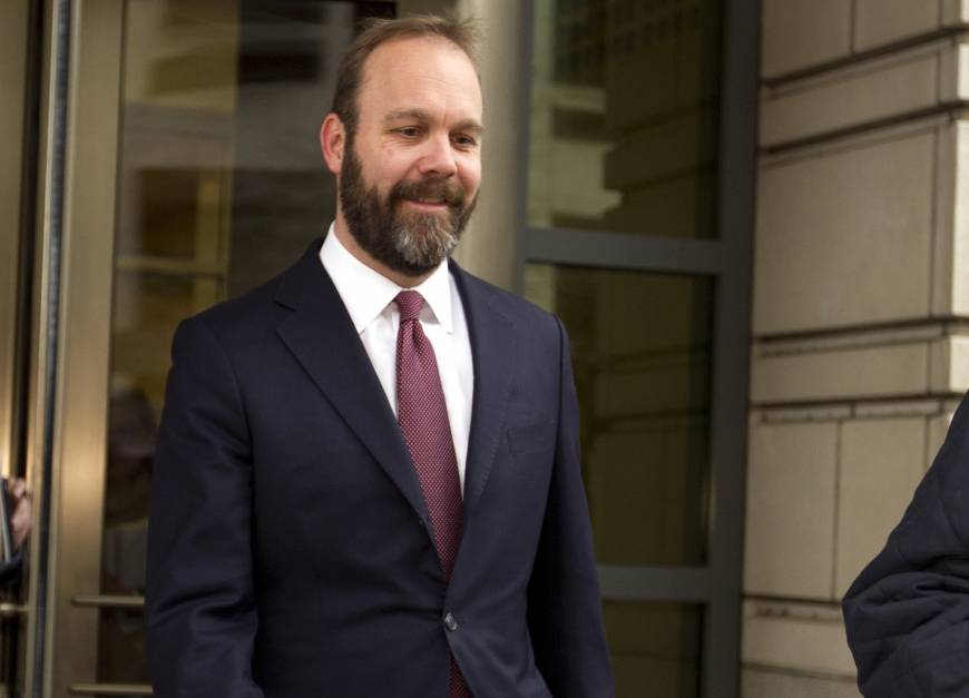 Paul Manafort's 'right-hand man' Rick Gates to testify in fraud trial