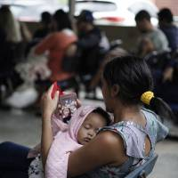 Brazil rushes to curb measles outbreak brought by famished, fleeing Venezuelan refugees
