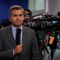 Trump's attacks on media may lead to real violence, U.N. expert says