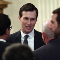 Trump staffs team topped by Jared Kushner for roll-out of mystery Mideast peace plan