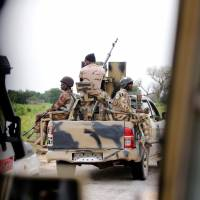 At least 19 killed by Islamists in village in northeast Nigeria, survivor says