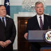 Pompeo to visit North Korea next week as U.S. names new special envoy to nuclear-armed country